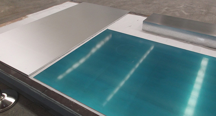 when making tooling alloy aluminum plate sheet has consistent stability in the core of thick plates have good welding properties as well