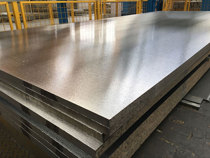 1070 hot rolled aluminum plate