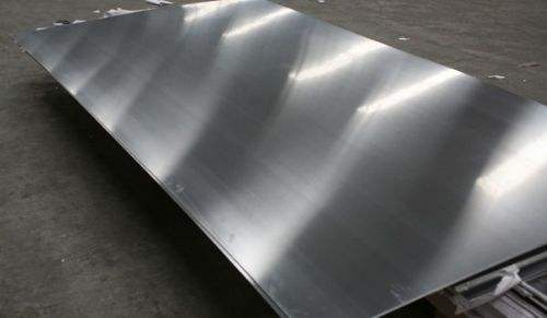 Sheet Metal and Spraying Process of Aluminum Plate